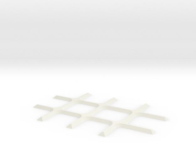 fingergaurd in White Natural Versatile Plastic