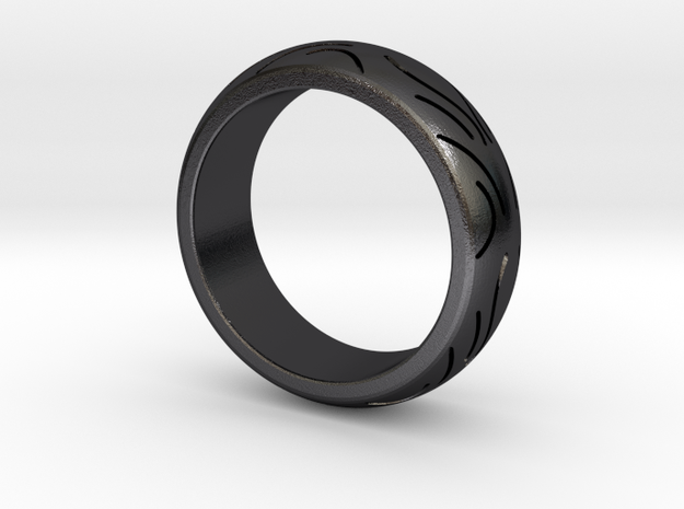 Motorcycle Low Profile Tire Tread Ring Size 12 3d printed