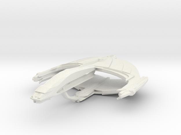 WarCondor (small) FastCruiser in White Natural Versatile Plastic