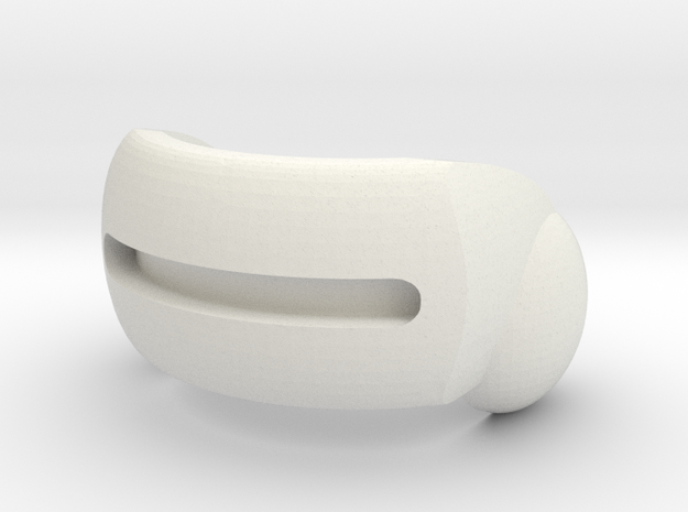 OptiVisor goggles for ModiBot  in White Strong & Flexible