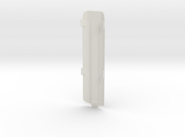 Wind Skimmer - Hatch in White Natural Versatile Plastic