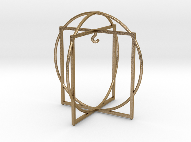 Jewelry Display Stand Cube 3d printed