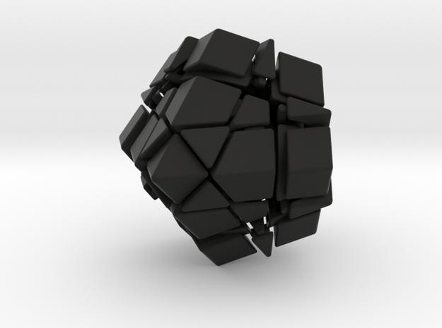 Jumble Trap Puzzle 3d printed