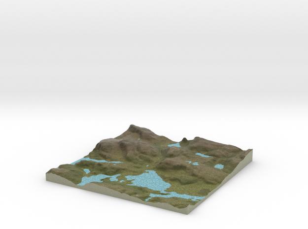 Terrafab generated model Sat Mar 29 2014 09:57:24 3d printed