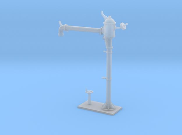 1 colonne à eau type 1 (bras moyen) in Smooth Fine Detail Plastic
