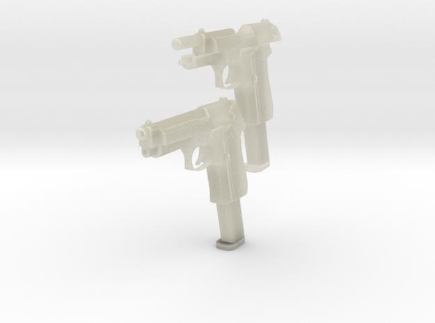 9mm Baretta 3d printed