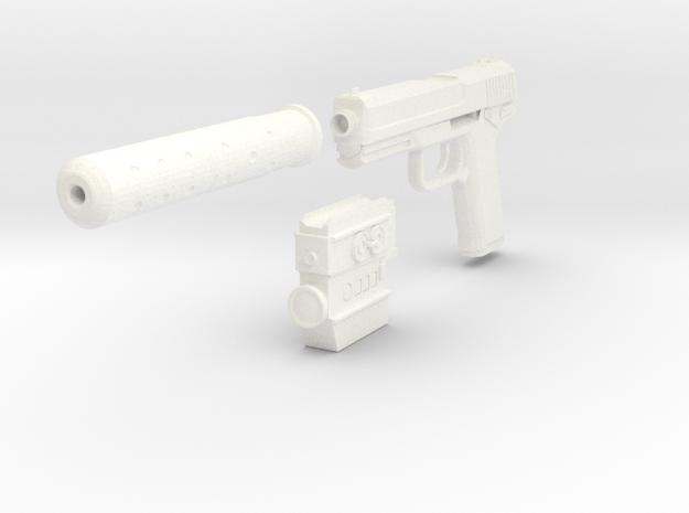 Socom 45 3d printed