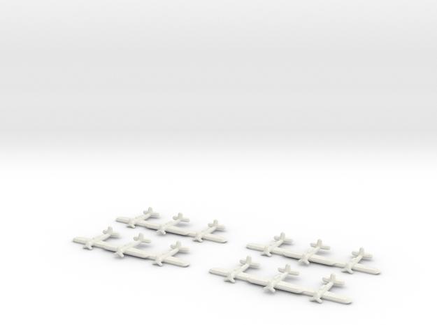 Arado Ar 196T-1 (Triplet) 1:900 x4 3d printed