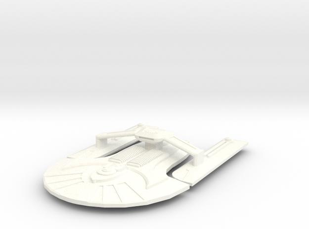 USS Pendulum in White Processed Versatile Plastic