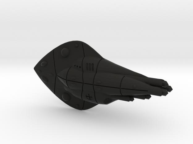Aquatic Destroyer 3d printed