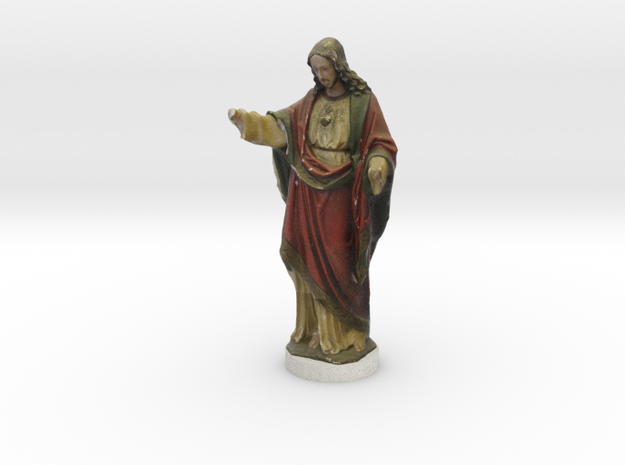 Jezus Christ miniature 10cm