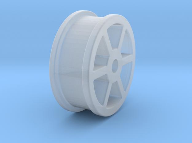 H0 trilex rim in Smooth Fine Detail Plastic