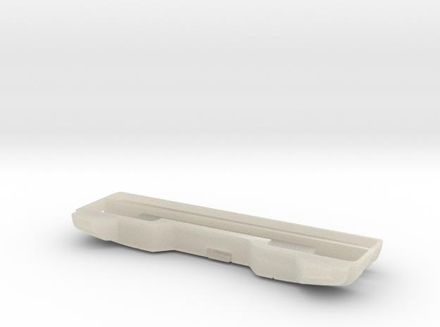 Baustoßstange -Allrad in 1/25 in White Acrylic
