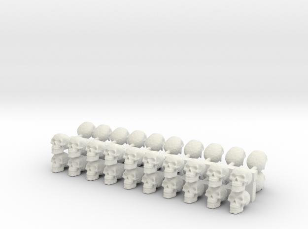 40 Skulls