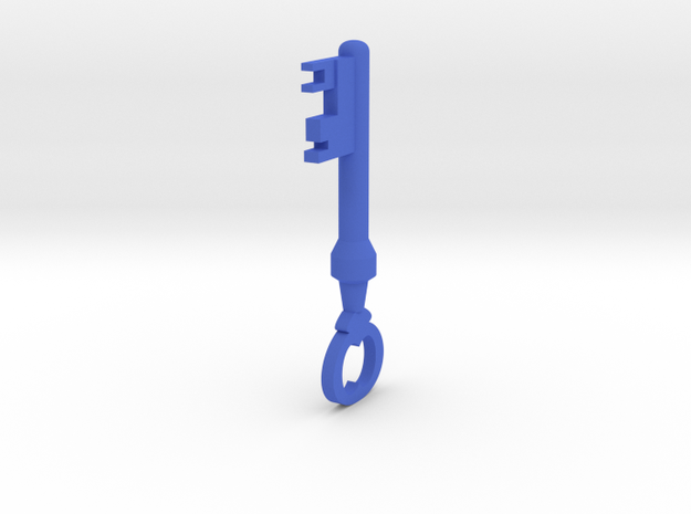 TF2 Mann Co. Supply Crate Key 3d printed