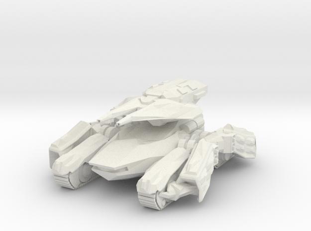 Crab C2 Heavy Artillery Tank 3d printed