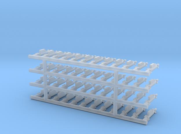 1/600 GBU-27 Paveway III (x48) in Smooth Fine Detail Plastic