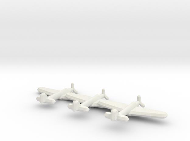 Fairey Fulmar 1:900 (Triplet) in White Natural Versatile Plastic