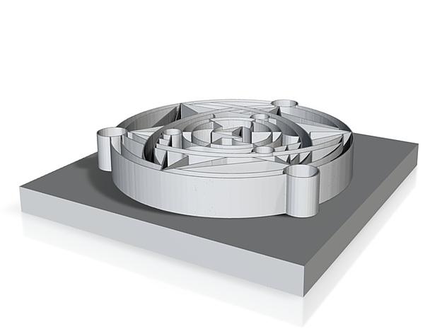 CircleThinner 3d printed