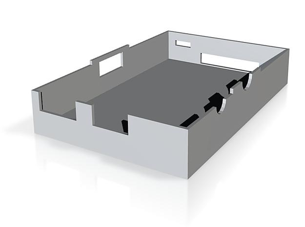 Raspberri Pi Case 2 3d printed