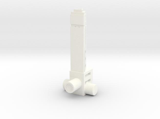 Sunlink - Steve's Triangle Gun 3d printed