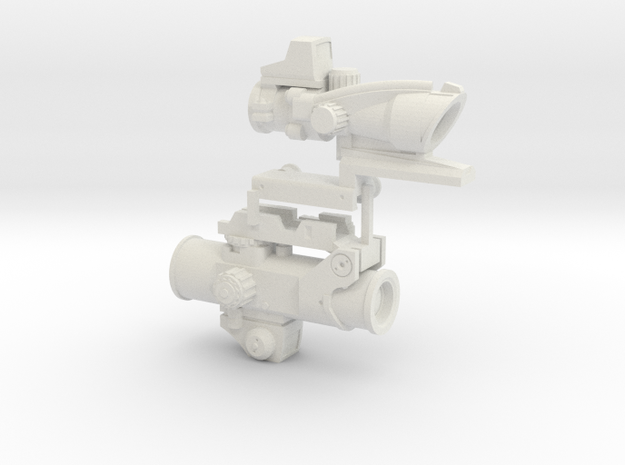 1:6 SCALE OPTICS PACKAGE