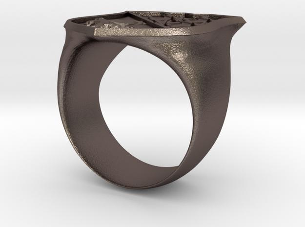 Blue Angels Shield Ring