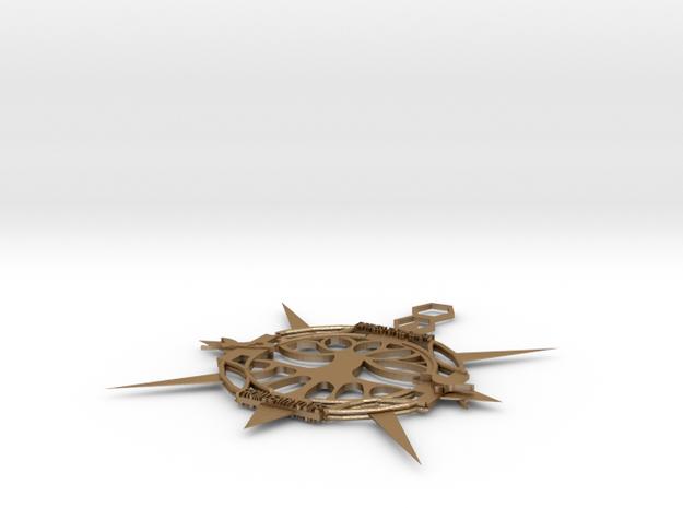 Original tree life pendant 3d printed