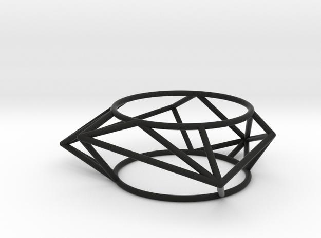 Saturnalia Bracelet 3d printed