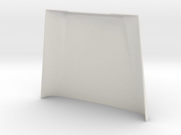 40-Series Hood (1/10) in White Strong & Flexible
