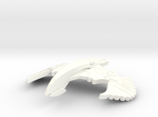 Romulan Star Hawk 3d printed