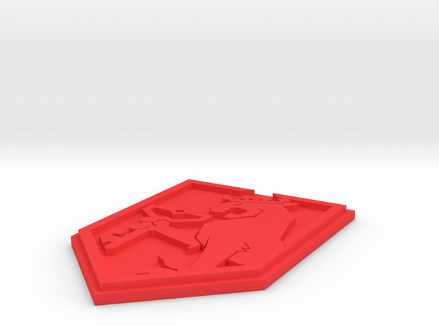 Resistance Norge 3d printed