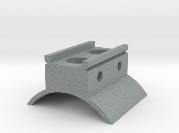 Control Box - Mara Jade Replica - Compatible with  in Polished Metallic Plastic