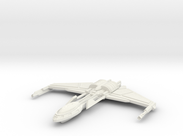 Bird Of Pray Class Cruiser 3d printed