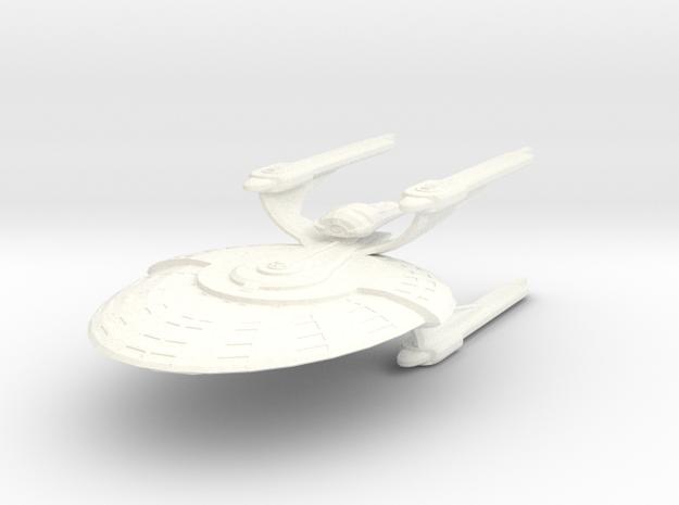 USS Franklin 3d printed