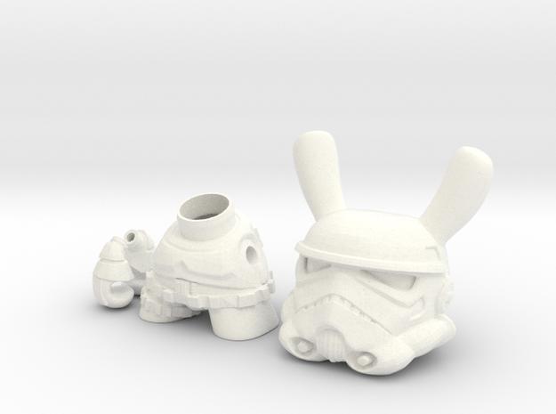3 inch Trooper bunny