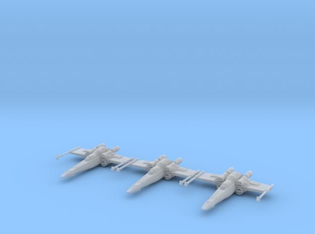 Xe95 Huntsman - 1/270 boardgame scale - 3 Pack