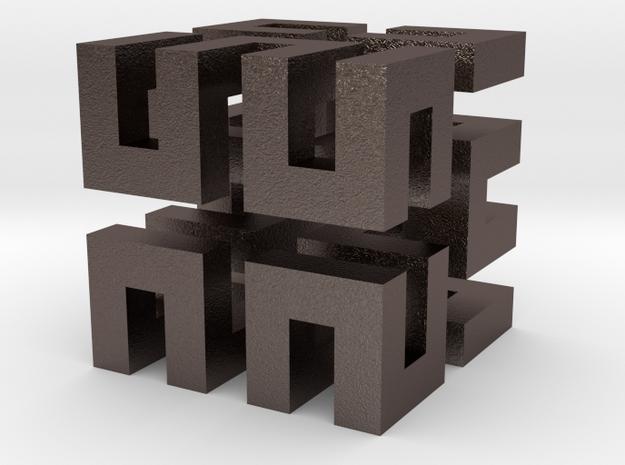 Hilbert cube ( pendant )