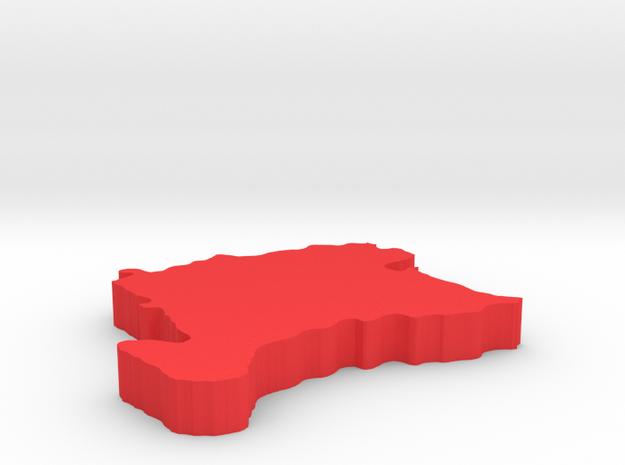 I3D NAVARRA 3d printed