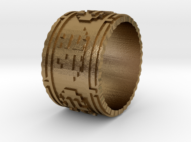 Journey Ring 11.5 3d printed