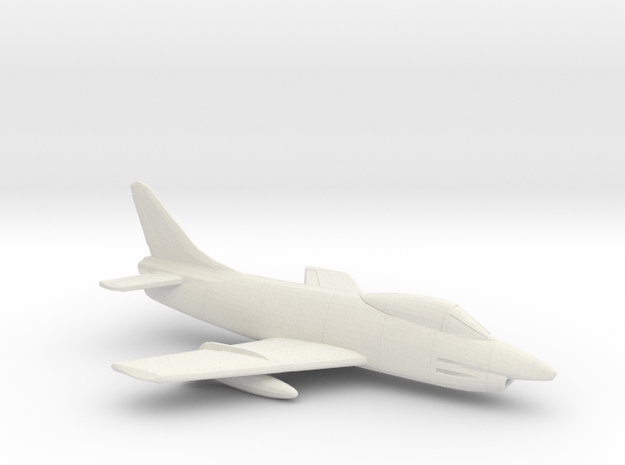 1:144 FIAT G.91 Loadout  in White Natural Versatile Plastic