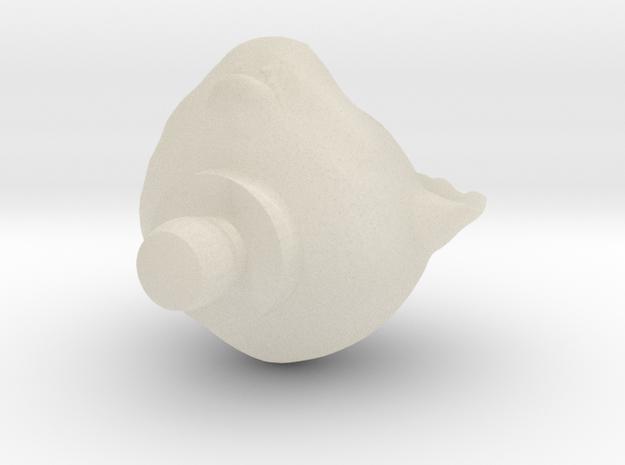 Mini Glyos Bat Head. 3d printed