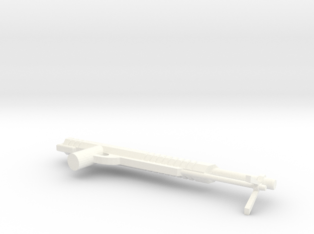 M-98 Widow Sniper Rifle 3d printed
