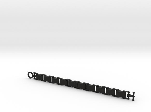 Link Bracelet 3d printed