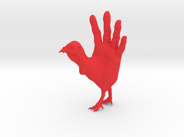 Hand Turkey 3d printed