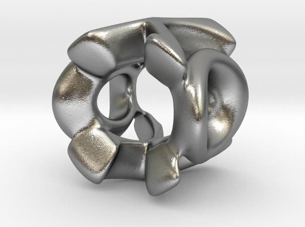 XO Charm Heavy 3d printed