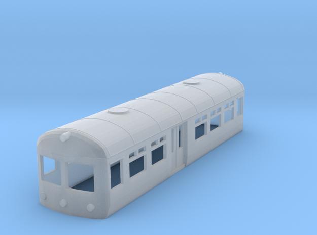 British Railways Wickham 'Elliot' (N Gauge) in Smooth Fine Detail Plastic