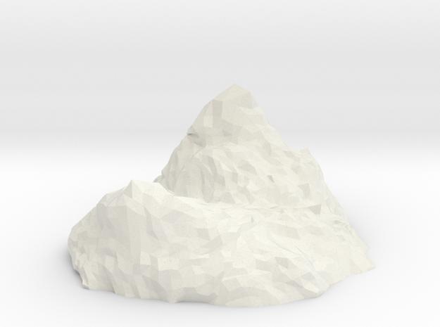 Titanic: the final voyage Iceberg in White Natural Versatile Plastic
