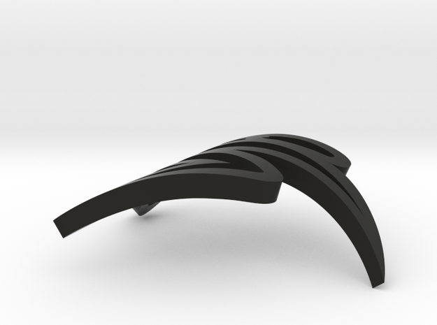SantaCruz bicycle front logo 3d printed