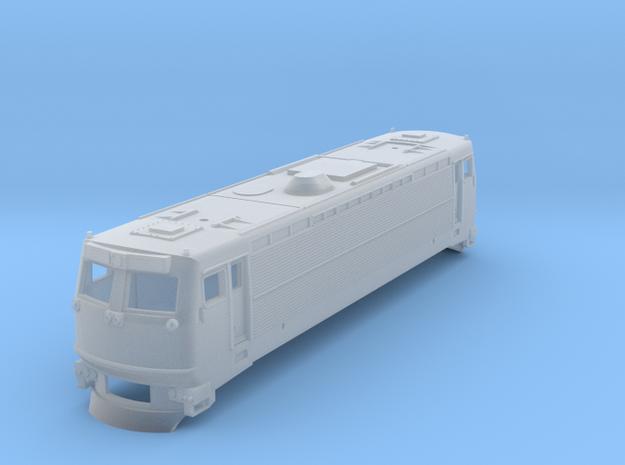 N AEM7 Loco Body Amtrak/SEPTA/MARC in Smooth Fine Detail Plastic